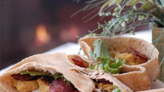 Colossal American Falafel