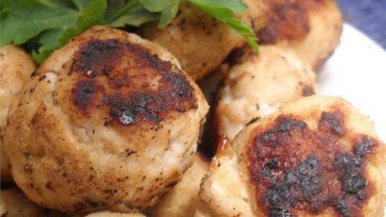Quick Bean and Turkey Italian Meatballs