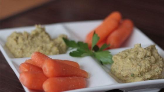 5-Minute Olive Hummus