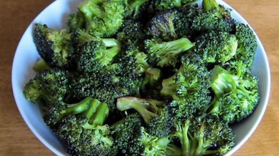 Roasted Sage Broccoli
