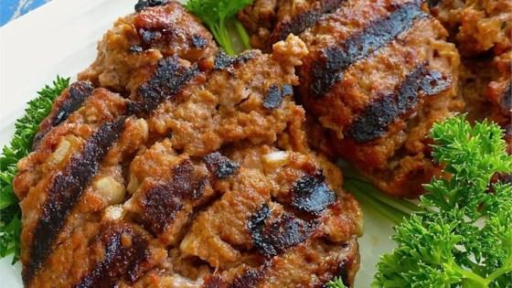 Hamburger Sarah Style