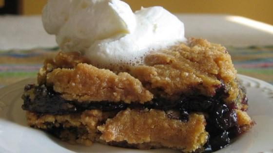 Blueberry Dump Cake Recipe Allrecipes Com