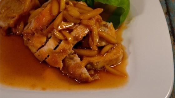 Spicy Almond Chicken