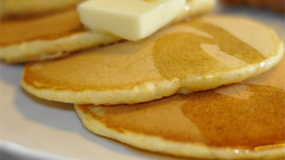 Raised Griddle Cakes