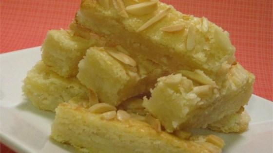 Make Ahead Almond Butter Sticks