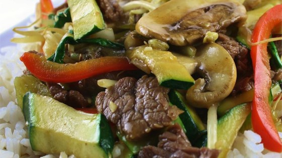 Asian Beef with Snow Peas Recipe - Allrecipes.com