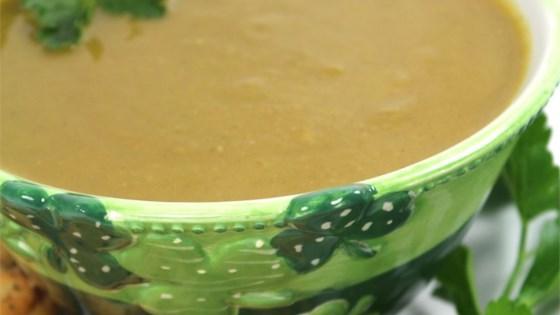 Pota Brata (Irish Flag Soup)