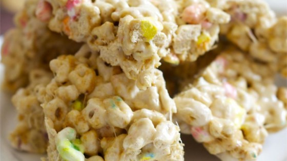 Cereal Treats I