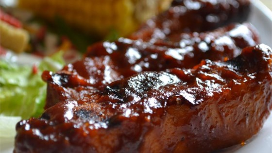 Fast and easy pork ribs recipe