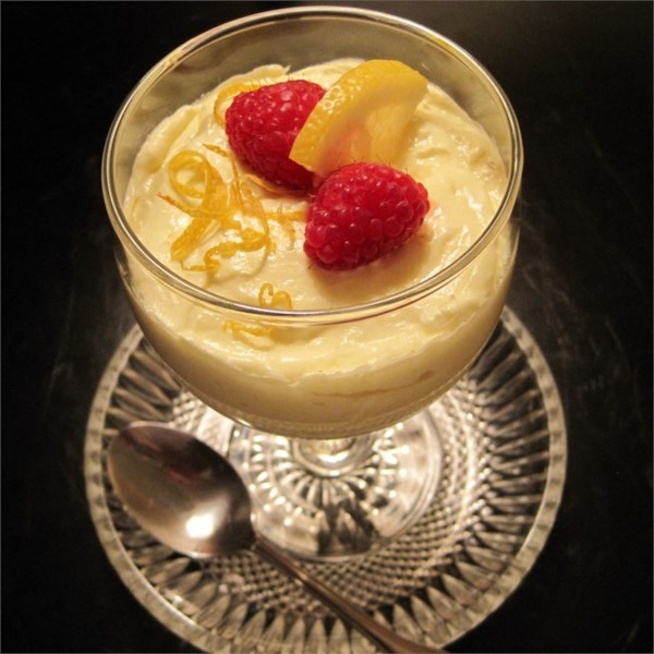 Ida's Lemon Mousse Photos - Allrecipes.com