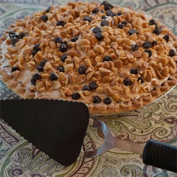 Mile-High Peanut Butter-Brownie Pie Photos - Allrecipes.com