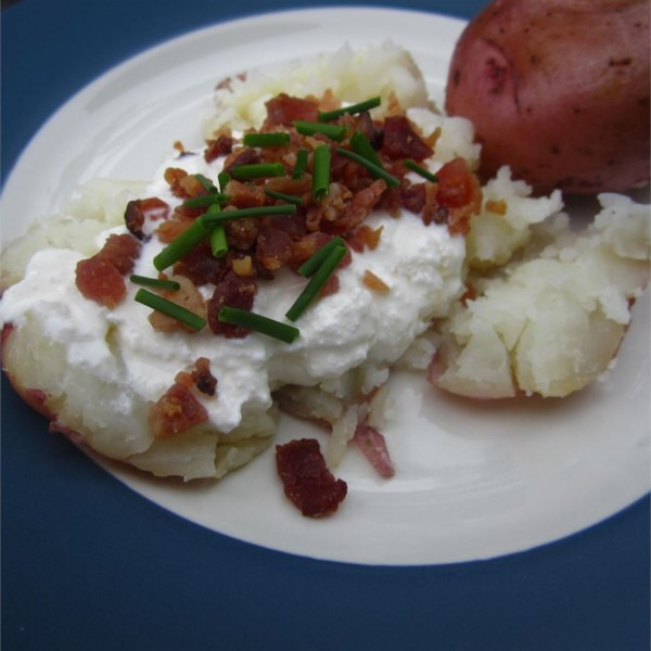 Slow Cooker Baked Potatoes Photos - Allrecipes.com