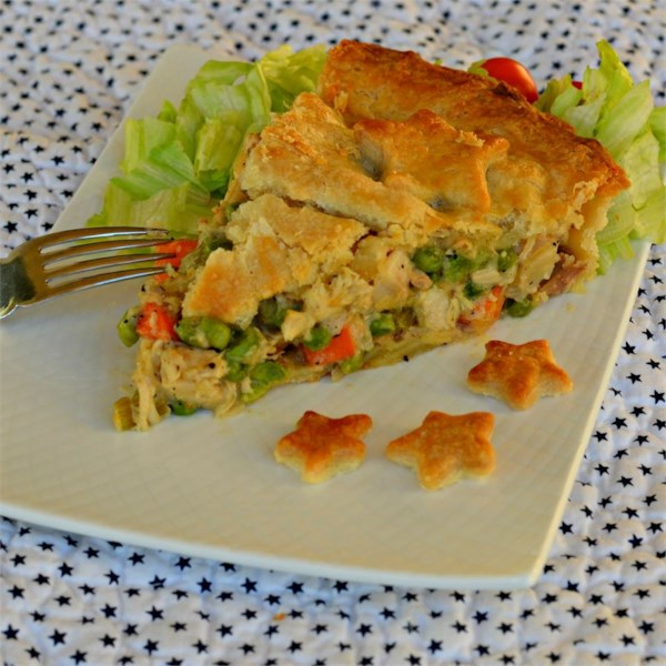 Healthier Chicken Pot Pie IX Photos - Allrecipes.com