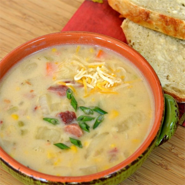 Easy and Delicious Ham and Potato Soup Photos - Allrecipes.com