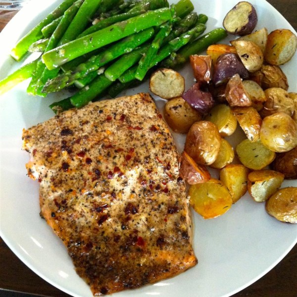 lemon salmon recipes - photo #25