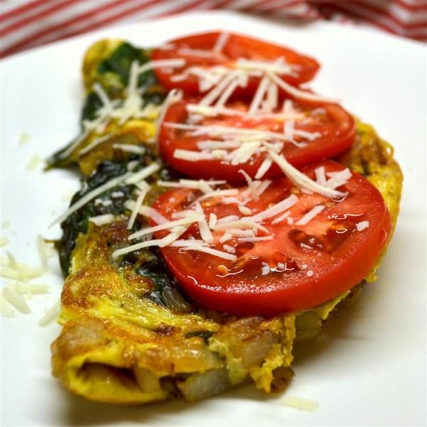 Baby Spinach Omelet Photos - Allrecipes.com