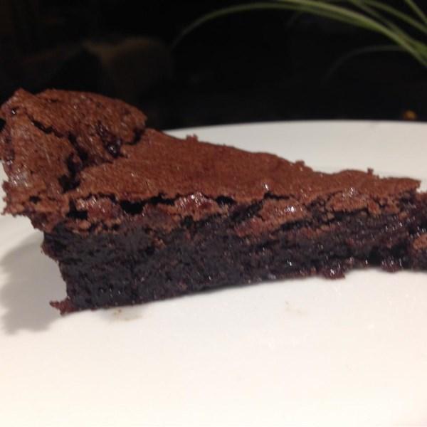 Allrecipes Recipe  Swedish Sticky Chocolate Cake Kladdkaka