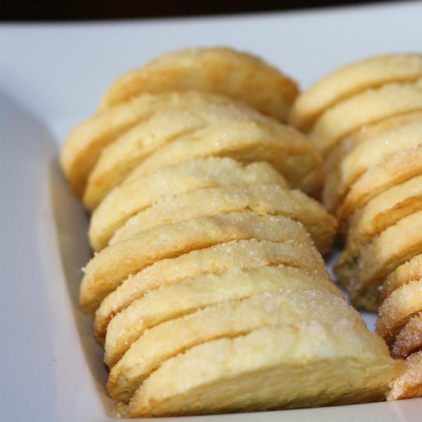Holiday Baking: Bake And Freeze | Refrigerator Cookies III