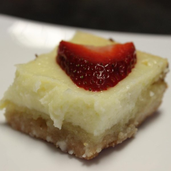 Cheesecake Lemon Bars Photos - Allrecipes.com