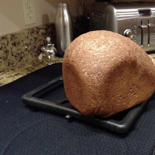 bread machine pumpernickel