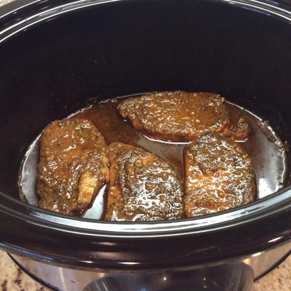 Slow Cooker Pork Chops II Photos - Allrecipes.com