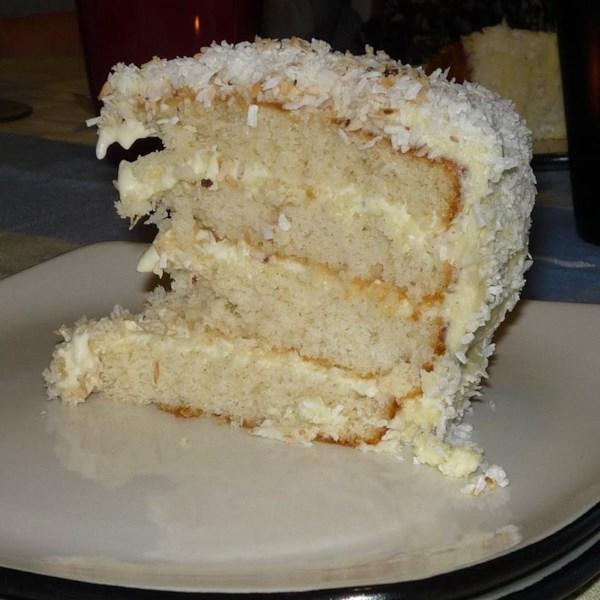 Brazilian Style Moist Coconut Cake Photos Allrecipes Com