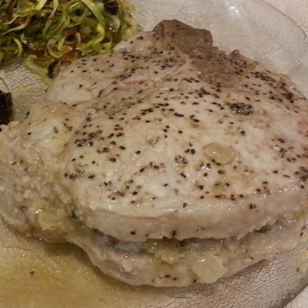 stuffed pork chops best pork chops pork chops peking pork chops baked ...