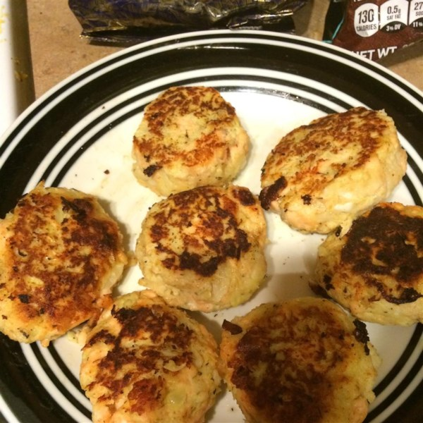 Potato Salmon Patties Photos - Allrecipes.com