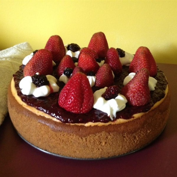 New York Italian Style Cheesecake Photos - Allrecipes.com