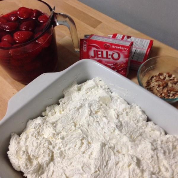 Judy's Strawberry Pretzel Salad Photos - Allrecipes.com