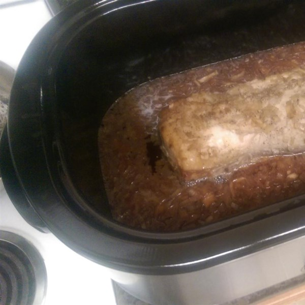 Amazing Pork Tenderloin in the Slow Cooker Photos ...
