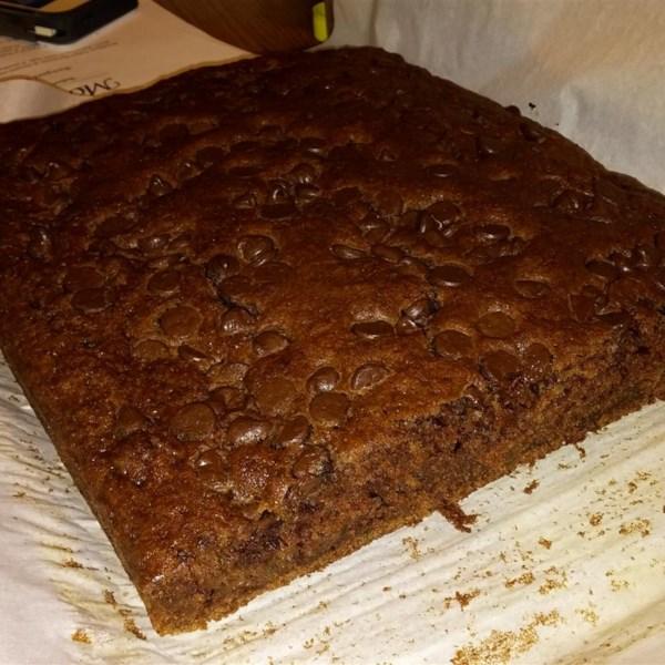 Chocolate Chip Zucchini Cake Allrecipes