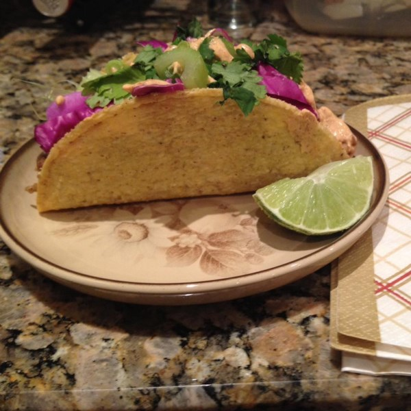 Grilled Fish Tacos with Chipotle-Lime Dressing Photos - Allrecipes.com