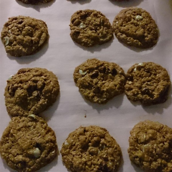 Oatmeal Chocolate Chip Cookies III Recipe — Dishmaps