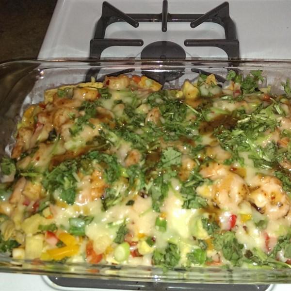Caribbean Nachos Recipe — Dishmaps