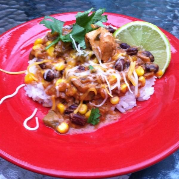 Cheesy Chicken and Salsa Skillet Photos - Allrecipes.com