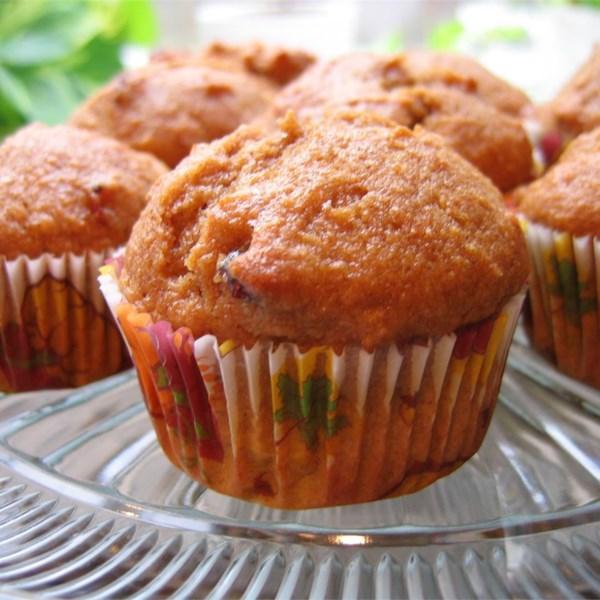 Whole Wheat Pumpkin-Applesauce Muffins Photos - Allrecipes.com