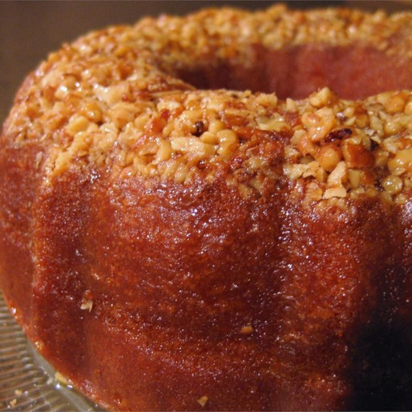 Spiced Rum Recipes Cake