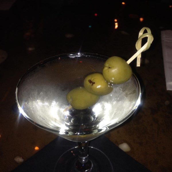 Shaggy's Perfect Martini