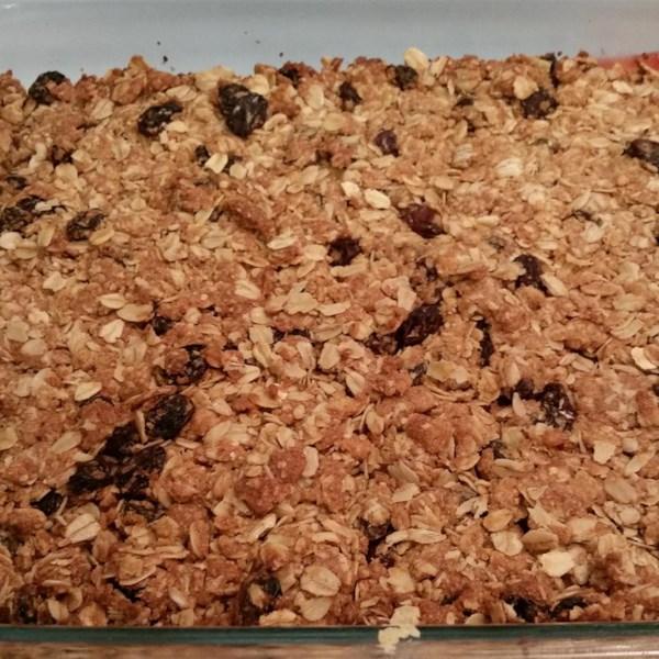 Playgroup Granola Bars Recipe — Dishmaps