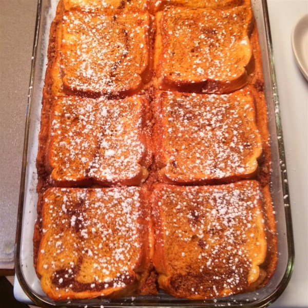 Orange Pecan French Toast Recipe — Dishmaps