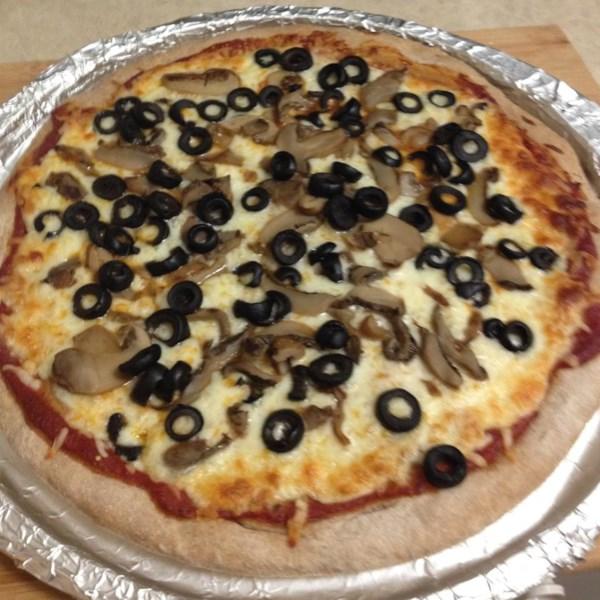 gluten free pizza dough bread machine