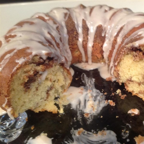 Cinnamon Swirl Bundt Coffee Cake Photos - Allrecipes.com
