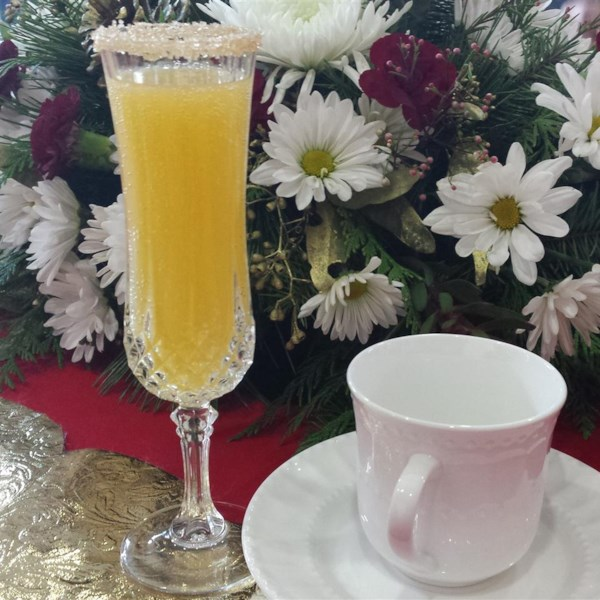 Holiday Mimosa
