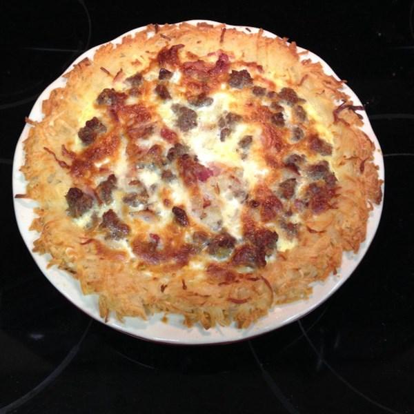 Ham and Cheese Breakfast Quiche Photos - Allrecipes.com