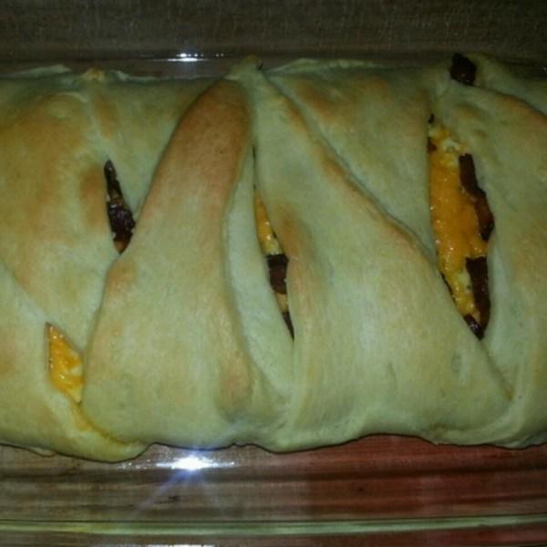 Ham Breakfast Braid Photos - Allrecipes.com