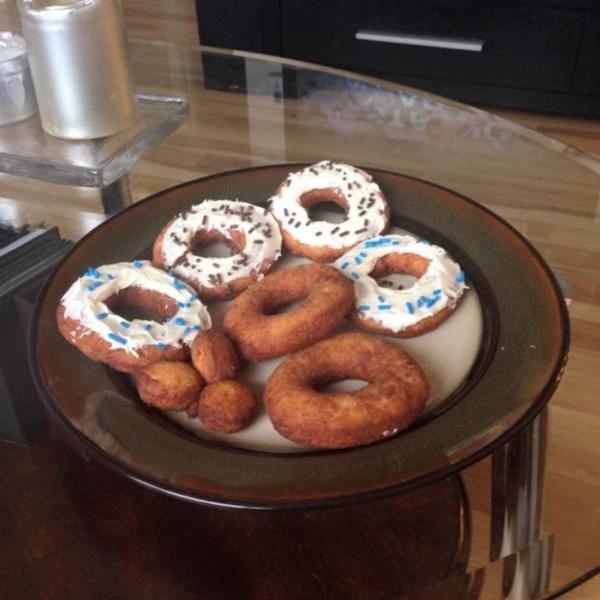 Allrecipes Recipe  Cake Doughnuts