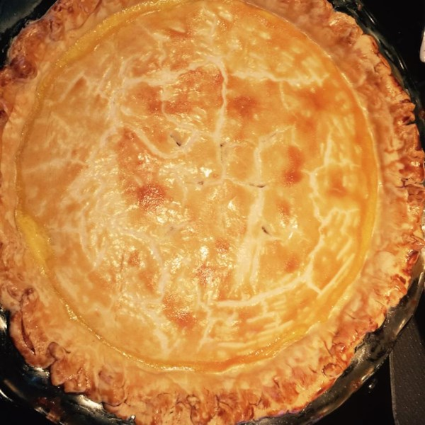 how to make tourtiere meat pie