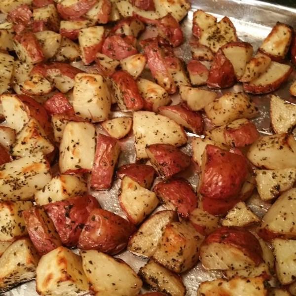 new red potatoes recipe