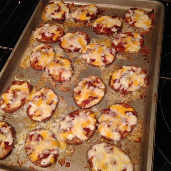 Cheese and Bacon Potato Rounds Photos - Allrecipes.com